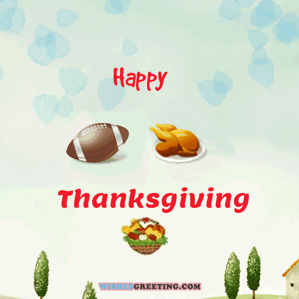 wishing you a happy thanksgiving day
