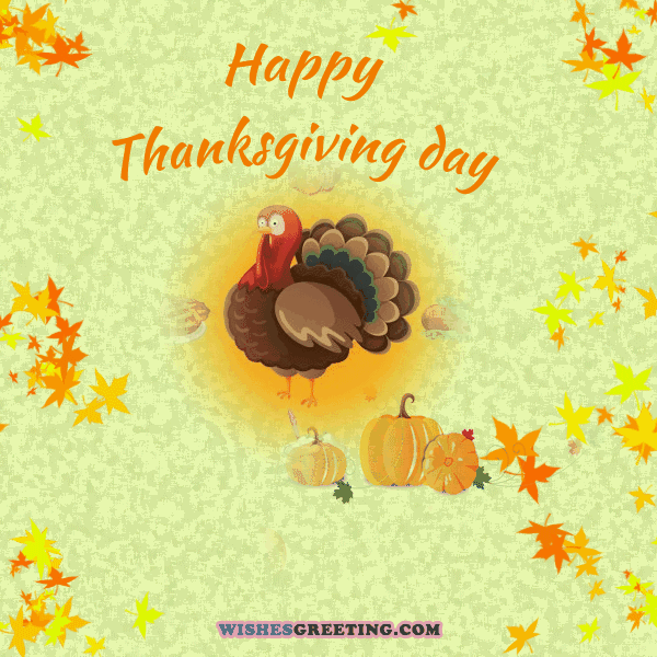 best wishes for thanksgiving day