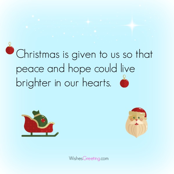 The 100 Christmas Greetings with Inspirational Images | WishesGreeting