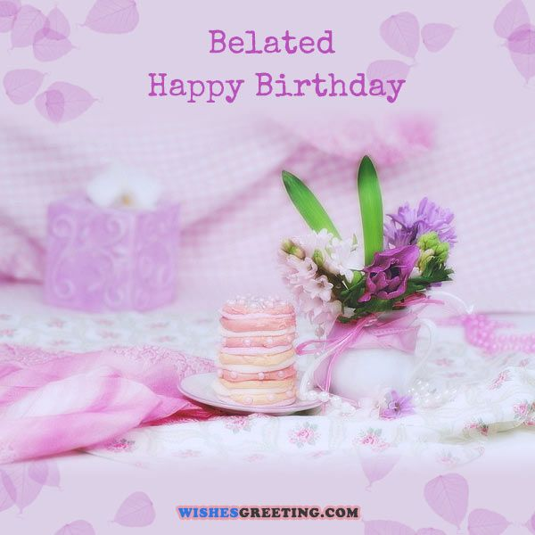 happy belated-bday