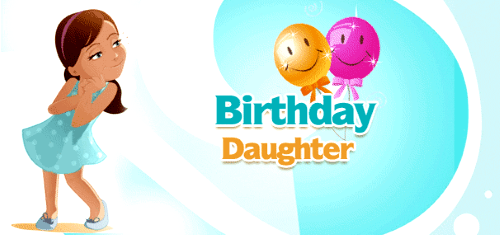 HappyBirthdayDaughter04 All The Best Birthday Wishes For My Daughter And Wish
