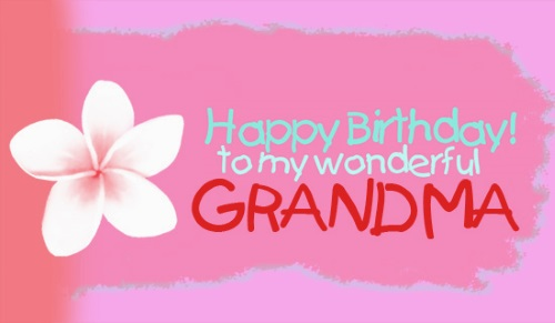 Top 100 Happy Birthday Grandma Quotes And Wishes
