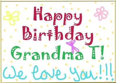 Top 100 Happy Birthday Grandma Quotes And Wishes Wishesgreeting