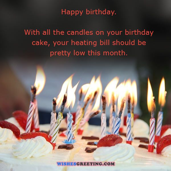 105 Funny Birthday Wishes and Messages | WishesGreeting