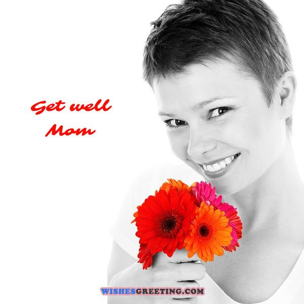 get well mother wishes