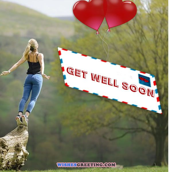 Top 70 Get Well Wishes