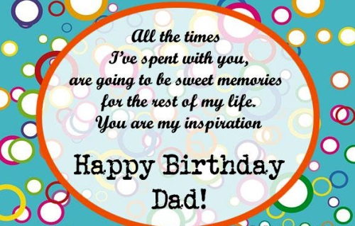 40 Happy Birthday Dad Quotes And Wishes Wishesgreeting