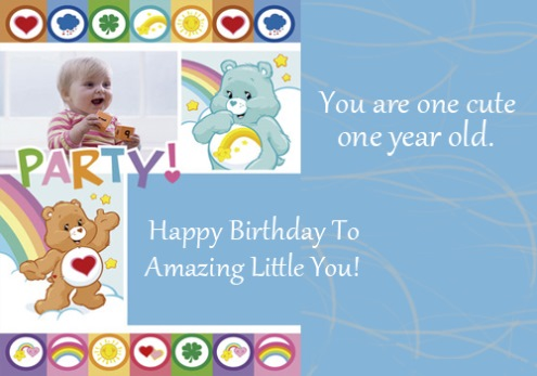 Happy Birthday Baby Wishes For A Baby Boy Or Girl Wishesgreeting