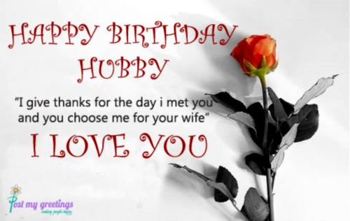 top  happy birthday husband wishes  birthday wishes for husband, Birthday card