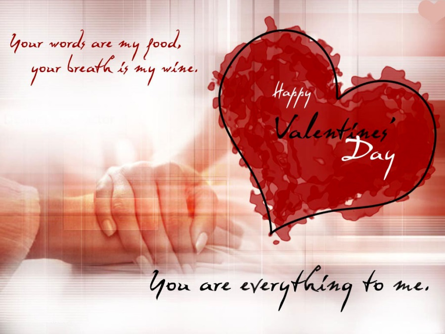 The Best 40 Happy Valentine's Day Quotes WishesGreeting Stunning Valentines Day Quote Pictures