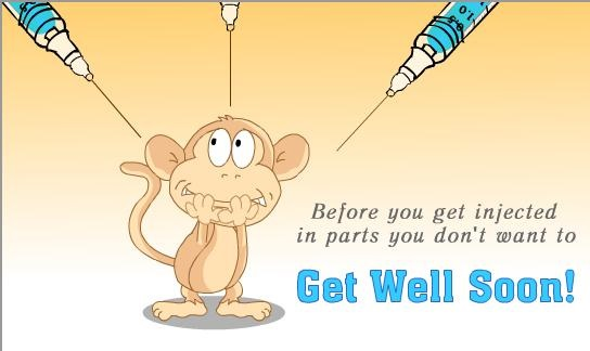 the 105 funny get well wishes wishesgreeting