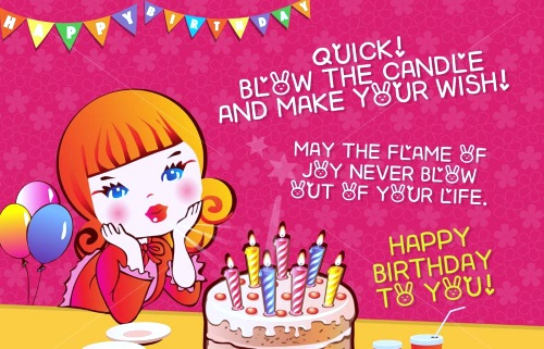 Happy birthday quotes and wishes for friends wishesgreeting happy birthday wishes friend2 m4hsunfo
