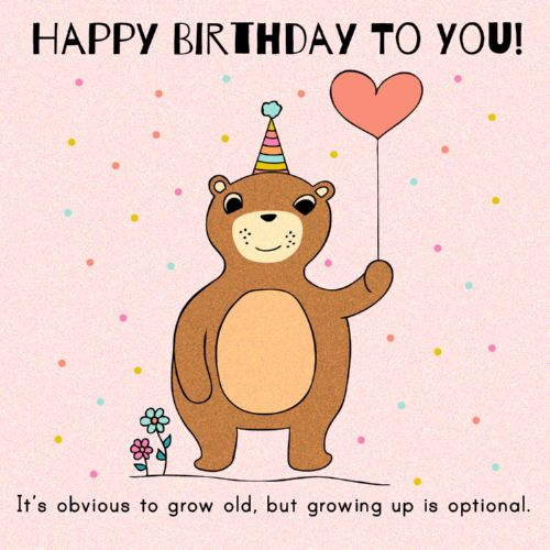 100 funny happy birthday quotes wishesgreeting