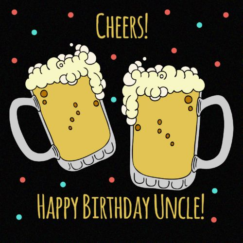 Happy Birthday Wishes Uncle Quotes ~ The happy birthday uncle quotes wishesgreeting