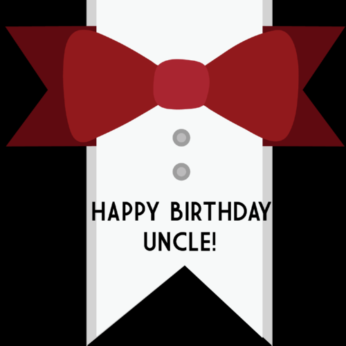 happy birhtday to uncle from nephew
