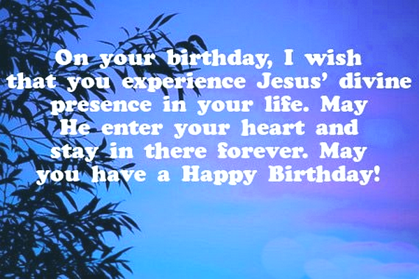 The 40 Christian Birthday Wishes with Religious Quotes for – Christian Birthday Greetings
