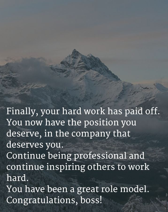 35+ Congratulations on New Job | WishesGreeting