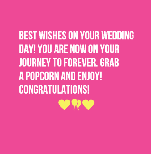 Wedding Card Messages Quotes Wishes