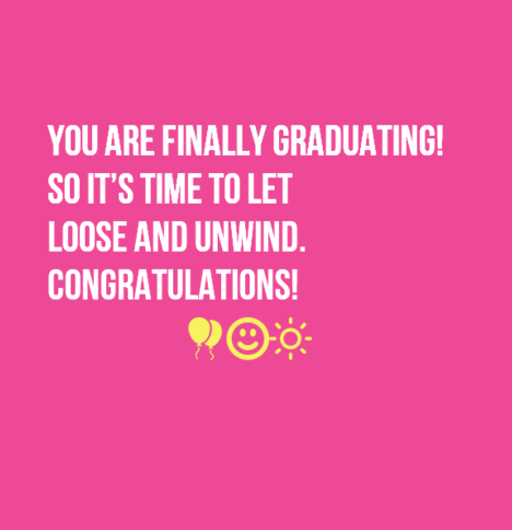 What to write in a graduation card wishesgreeting congratulations on all the things you have achieved looking back it was definitely all worth it heres wishing all the best in your future endeavors m4hsunfo