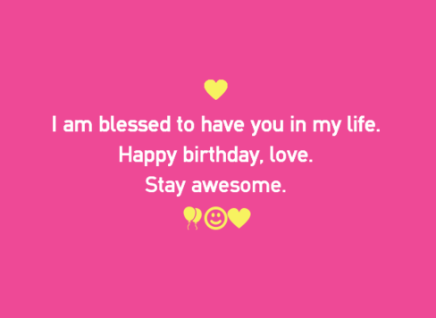 70 Happy Birthday Quotes And Wishes For Boyfriend Wishesgreeting How To Wish A Boy Happy Birthday