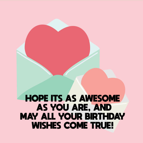 The 100 Happy Birthday Wishes | WishesGreeting