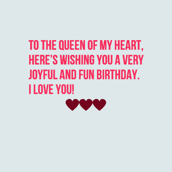 Happy Birthday Wife Quotes and Wishes | WishesGreeting