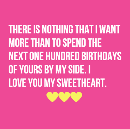 happy birthday quotes for wife