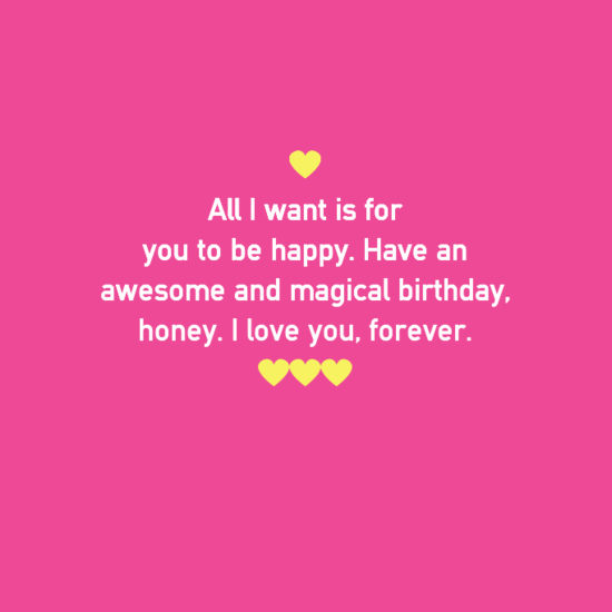 Love Birthday Quotes Prepossessing The 40 Romantic Birthday Wishes  Wishesgreeting