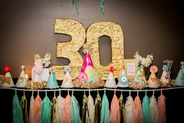 Best 30th birthday party ideas that inspire WishesGreeting