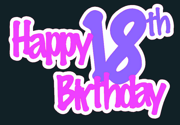 Sweet Happy 18th Birthday Wishes | WishesGreeting