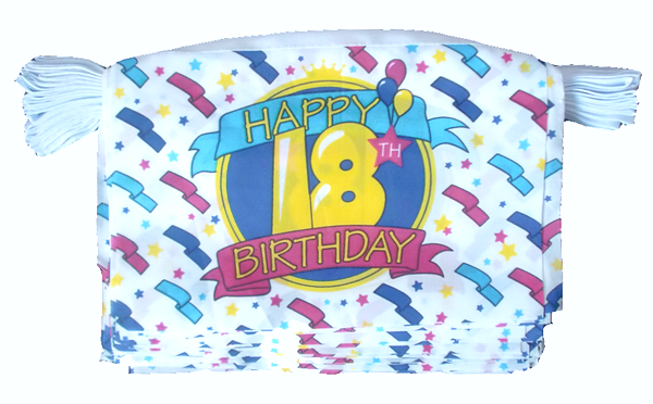 Sweet Happy 18th Birthday Wishes with Images – Birthday Greetings for 18th Birthday
