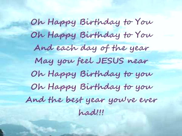 Top 60 Religious Birthday Wishes To Replenish the Soul – Religious Birthday Card Messages