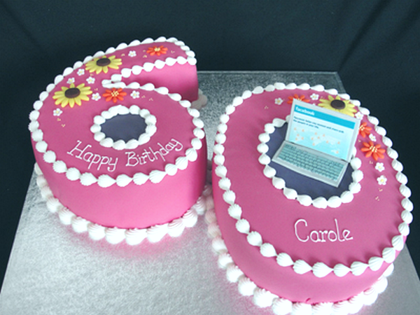 Cute Birthday Cakes For Mom