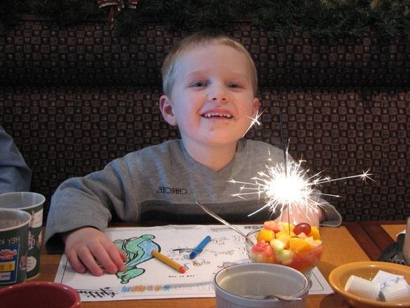 happy birthday to grandson