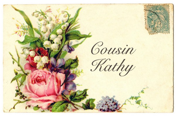 The 60 Birthday Wishes for Cousin Sister With Greeting Cards – Birthday Greetings to a Cousin