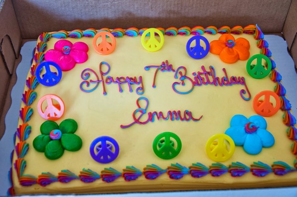 Birthday Cakes For Emma