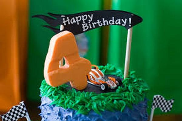 Happy 4th birthday wishes for a child wishesgreeting happy 4th birthday01 m4hsunfo