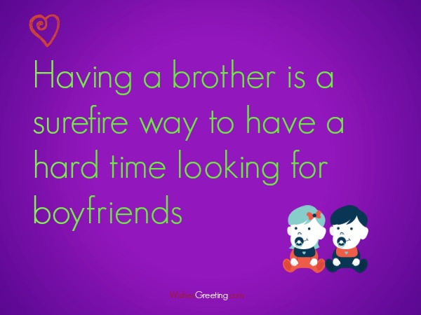 40 Brother Quotes And Messages Wishesgreeting
