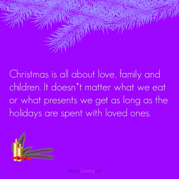 The 60 Best Merry Christmas Quotes | WishesGreeting
