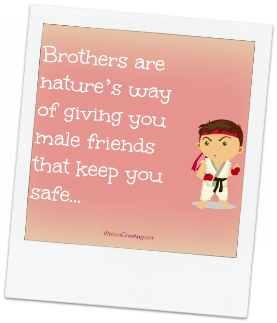 40 Brother Quotes and Messages | WishesGreeting