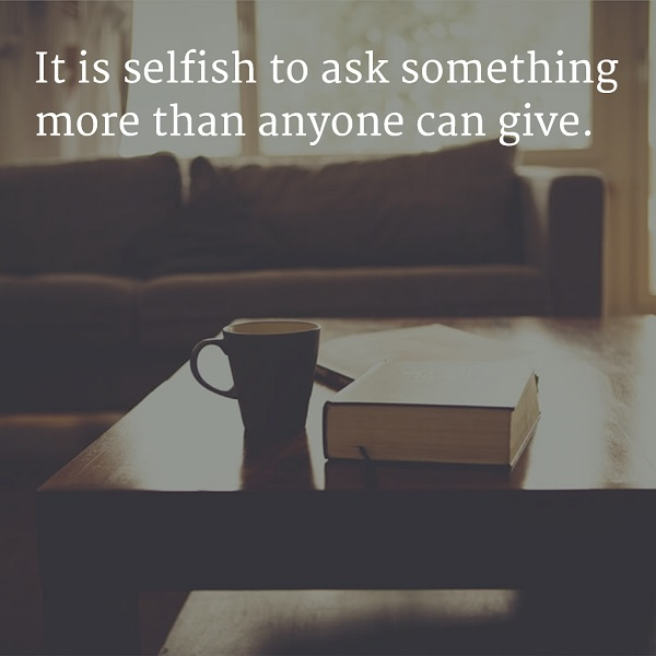quotes-about-selfish-people