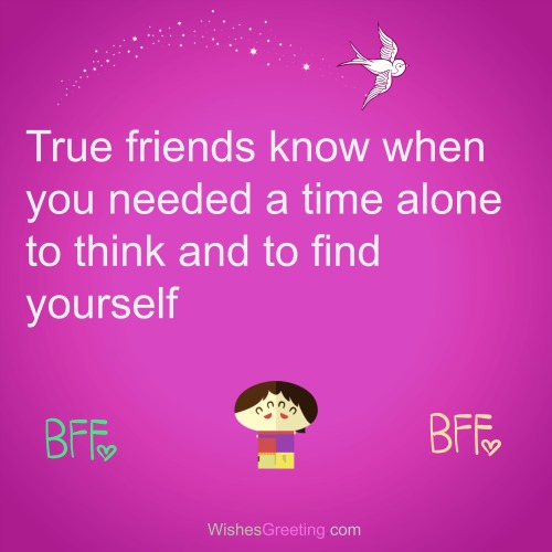 The 105 True Friend Quotes | WishesGreeting