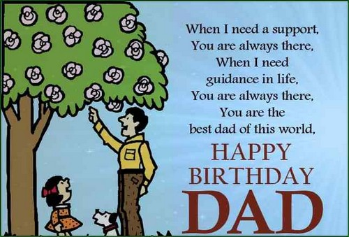 The 85 Happy Birthday For Daddy Wishesgreeting