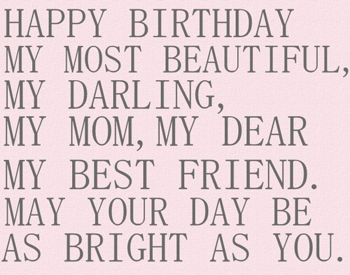 Magnificent The 105 Happy Birthday Mom Quotes Wishesgreeting Funny Birthday Cards Online Fluifree Goldxyz
