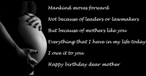 The 105 Happy Birthday Mom Quotes Wishesgreeting