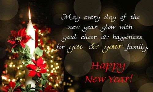 Blessed New Year Wishes