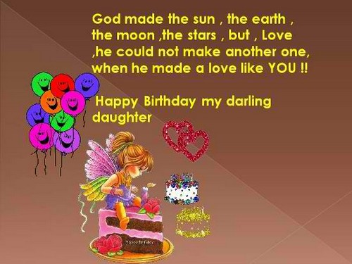 Birthday Wishes For Daughter From Mom1