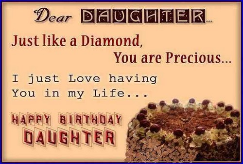 The 55 Birthday Wishes for Daughter from Mom Quotes and Messages – Birthday Greetings for a Daughter from Mother