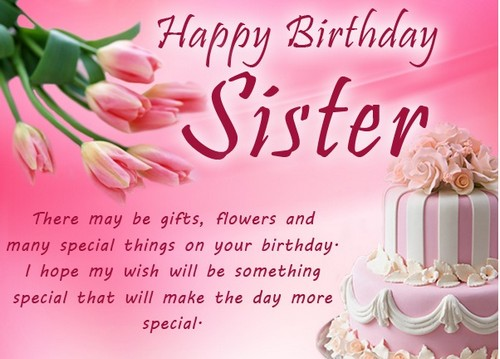 The 105 Happy Birthday Little Sister Quotes And Wishes Wishesgreeting