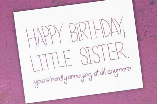Happy Birthday Little Sister Quotes6